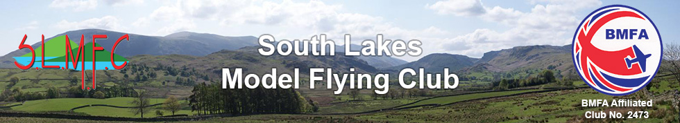 South Lakes Model Flying Club (SLMFC). BMFA Affiliated. Club No 2473